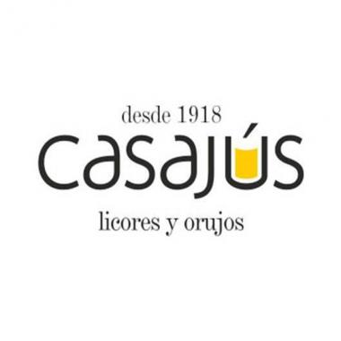Licor de Orujo y Café Casajús de Burgos 70cl.