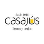 Licores y Orujos de Burgos Casajús desde 1918 Logotipo