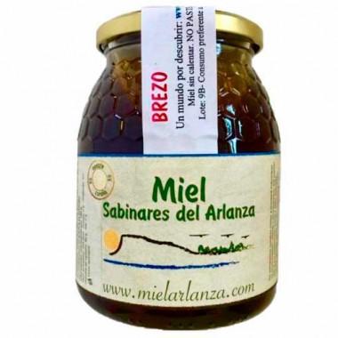 Miel de Brezo 500 gr. Sabinares del Arlanza