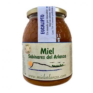 Miel de Eucalipto 500 gr. Sabinares del Arlanza