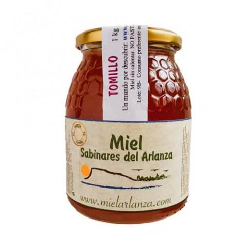 Miel de Tomillo 1 kg Sabinares del Arlanza
