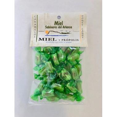 Caramelo Miel y Propolis 100 gr. Sabinares del Arlanza