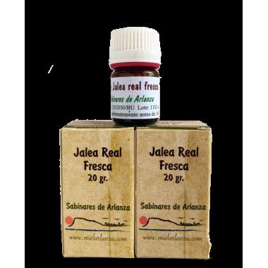 Jalea Real Fresca 20 gr. Sabinares del Arlanza