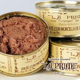 """Paté de Morcilla de Burgos 110 gr """"La Primi"""""""