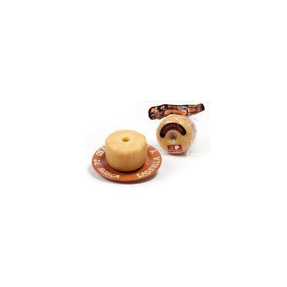 Presentación Queso de Rosca Castellano