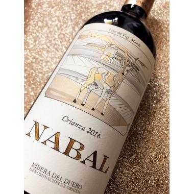 """Vino Crianza """"Nabal"""" D.O. Ribera del Duero"""