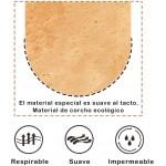 Características del Corcho, impermeable , suave
