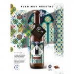Cerveza Artesana Burgos Edición VIII Centenario Catedral
