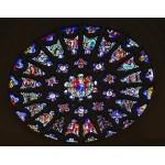 Rosetón de la Catedral de Burgos