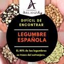 Legumbres Españolas de Arlanza provincia de Burgos